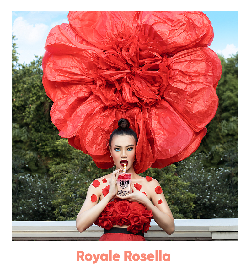 MENU-royale rosella